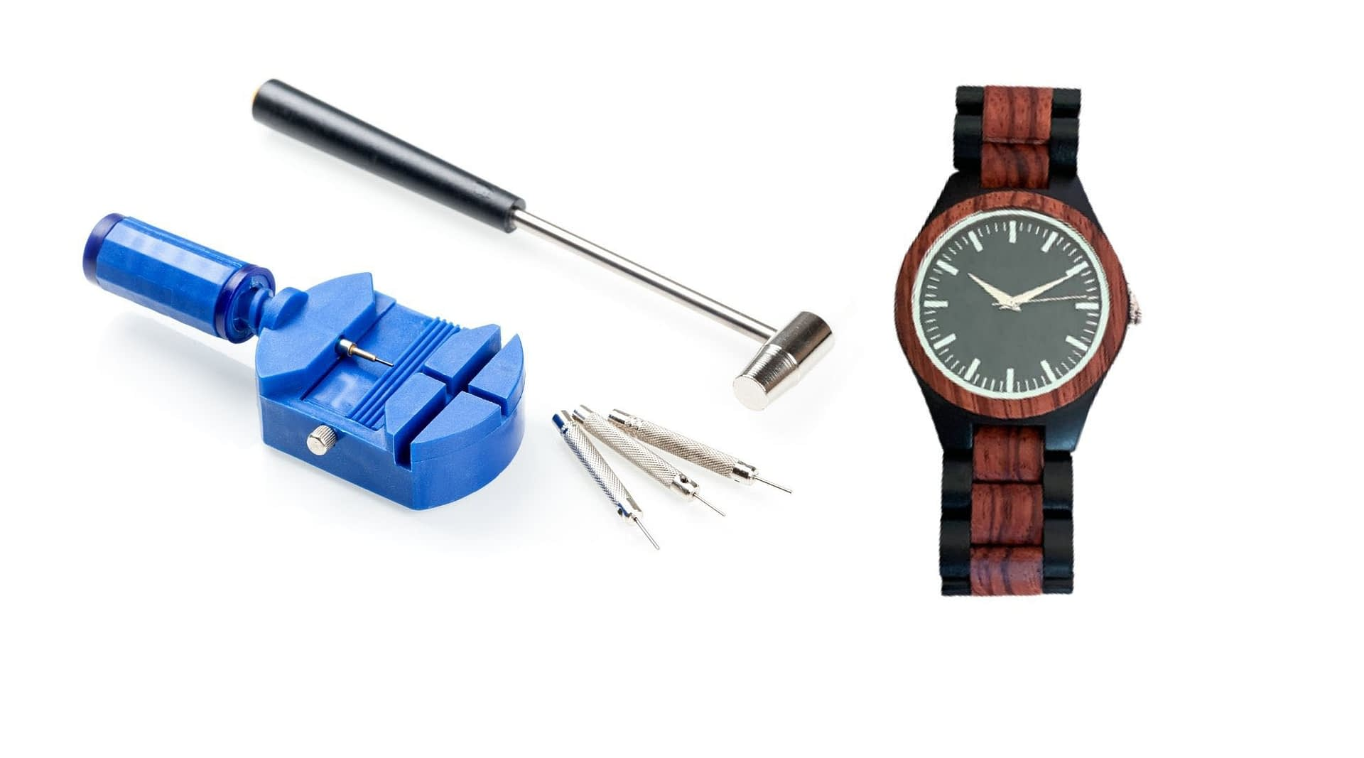 How to Adjust the Band of Wooden Watches