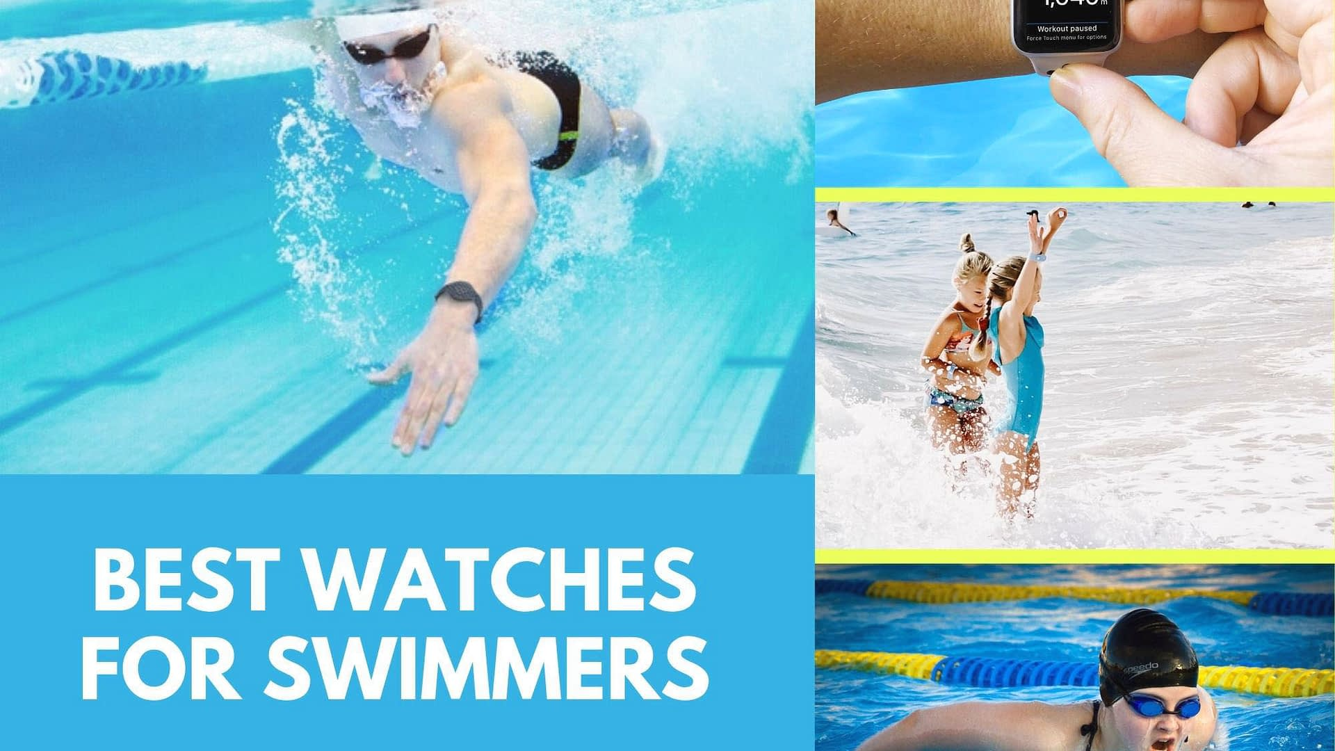 Best Watches For Swimmers
