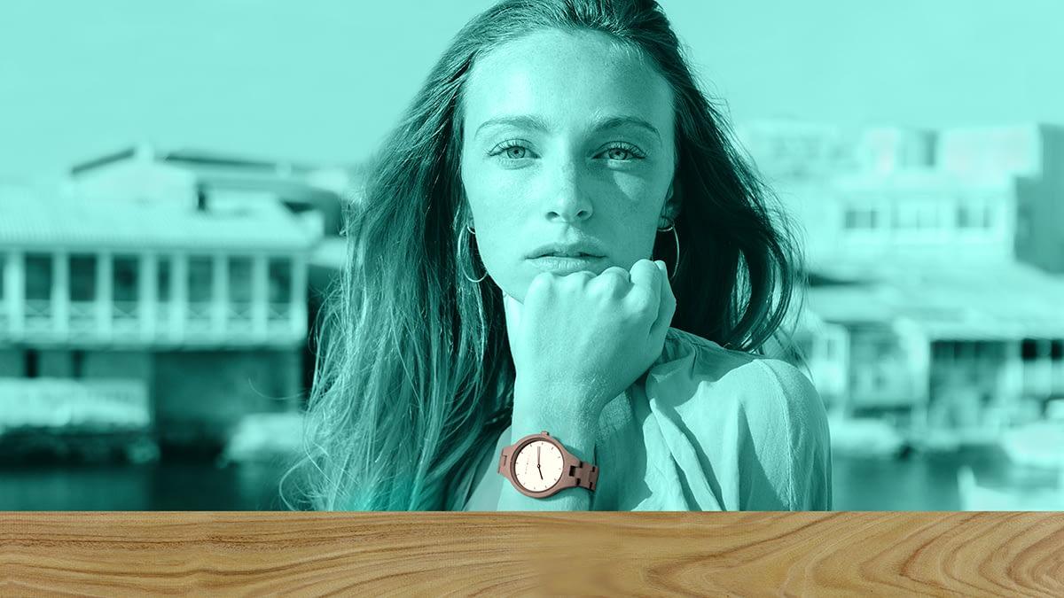 best wooden watches for women
