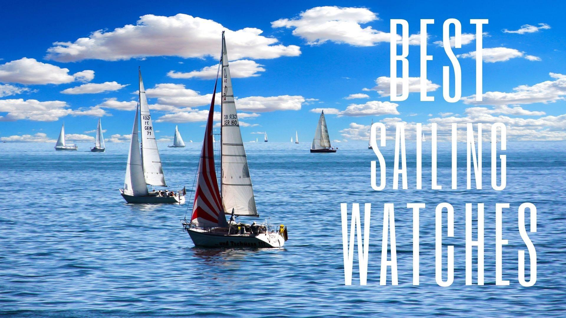 Best Sailing Watches